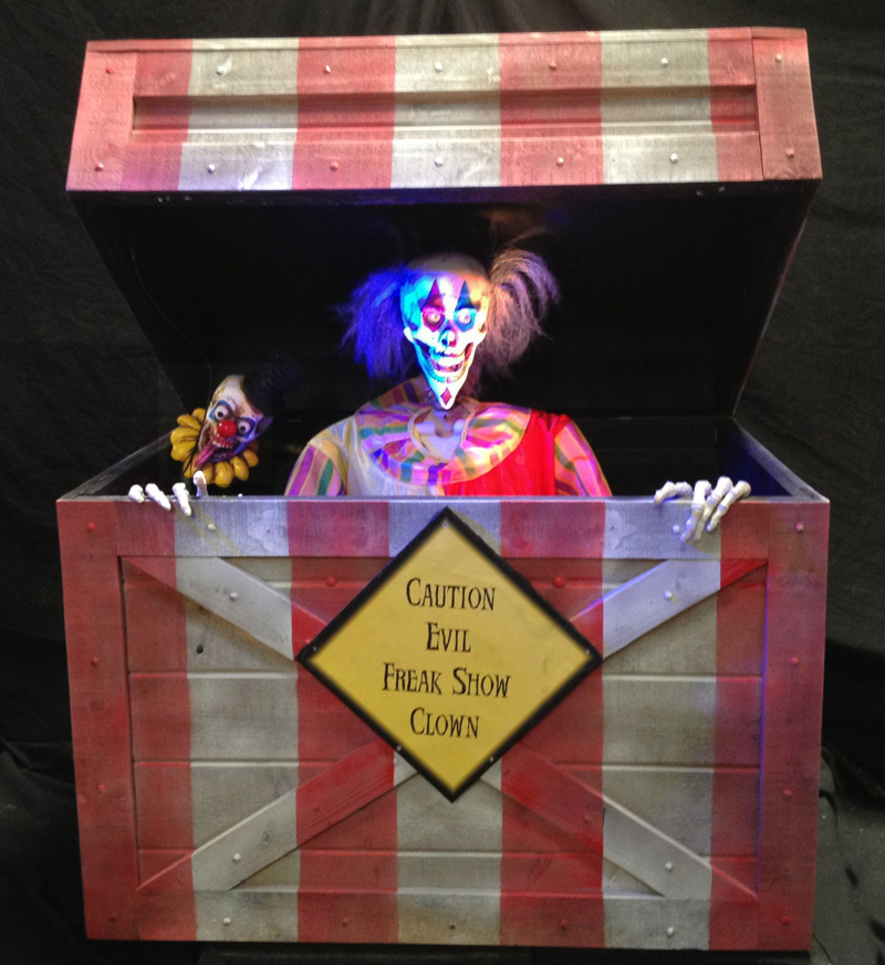 SkullTroniX Clown Crate